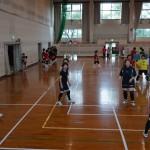 ミニバレーボール大会(2015.07.13)
