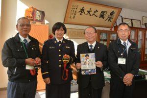 女子柔道78キロ級の濱田尚里選手(霧島市出身)が東京オリンピック代表へ