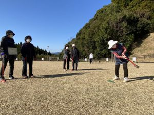 ☆女性部加治木支部グラウンドゴルフ☆