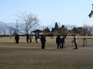 女性部 横川支部グラウンドゴルフ大会