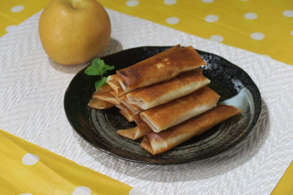 梨パイ(MOGUMOGUふぁーむレシピ)