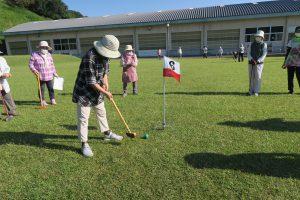 ★加治木支部グラウンドゴルフ大会★